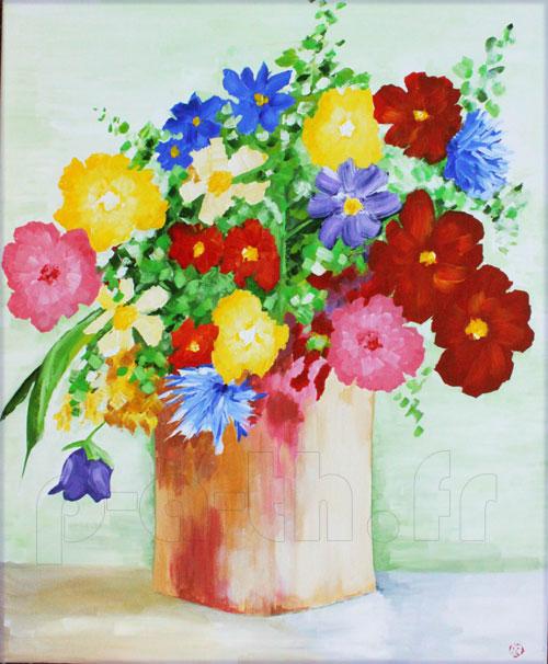 Bol-fleuri