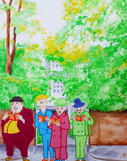 Accort-Quatuor